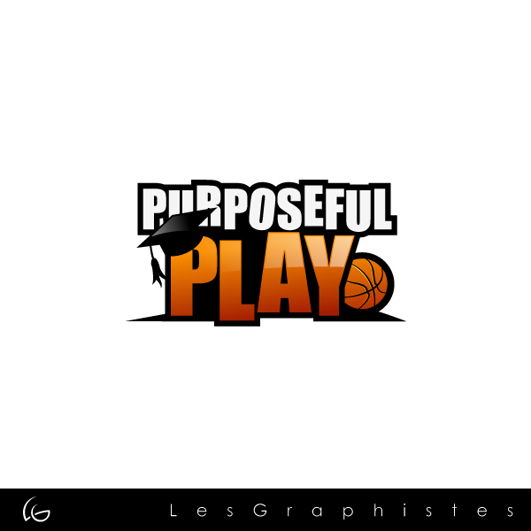 Logo Design by Les-Graphistes - Entry No. 24 in the Logo Design Contest Purposeful PLAY Logo Design.