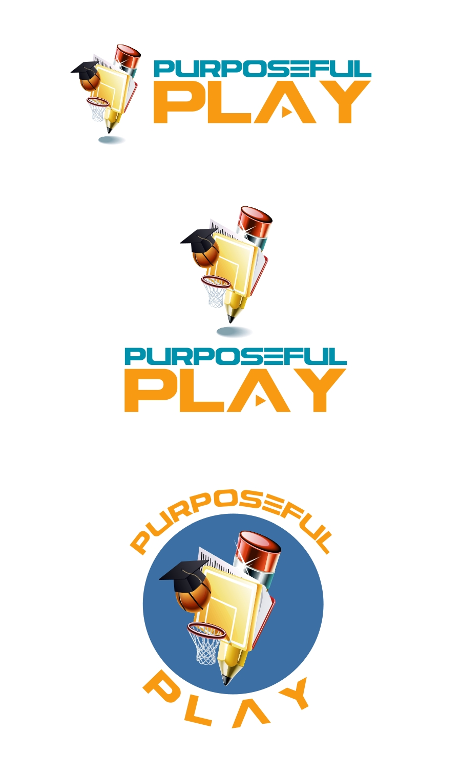 Logo Design by Private User - Entry No. 26 in the Logo Design Contest Purposeful PLAY Logo Design.