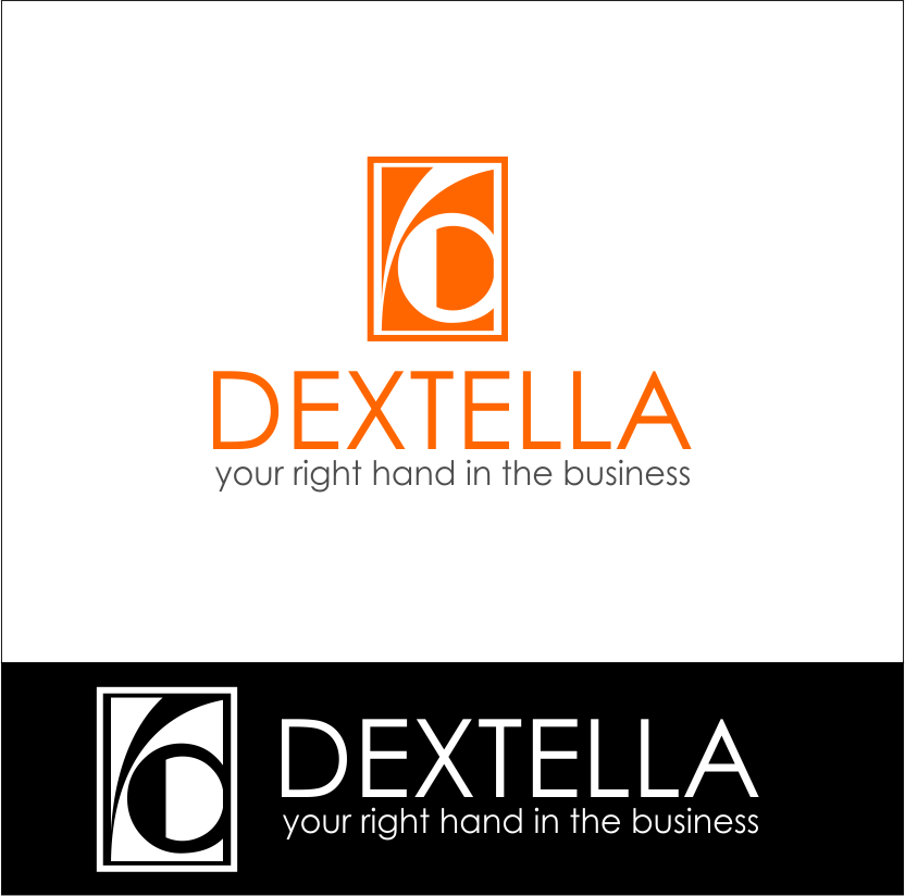 Logo Design by Agus Martoyo - Entry No. 37 in the Logo Design Contest Unique Logo Design Wanted for Dextella s.r.o..