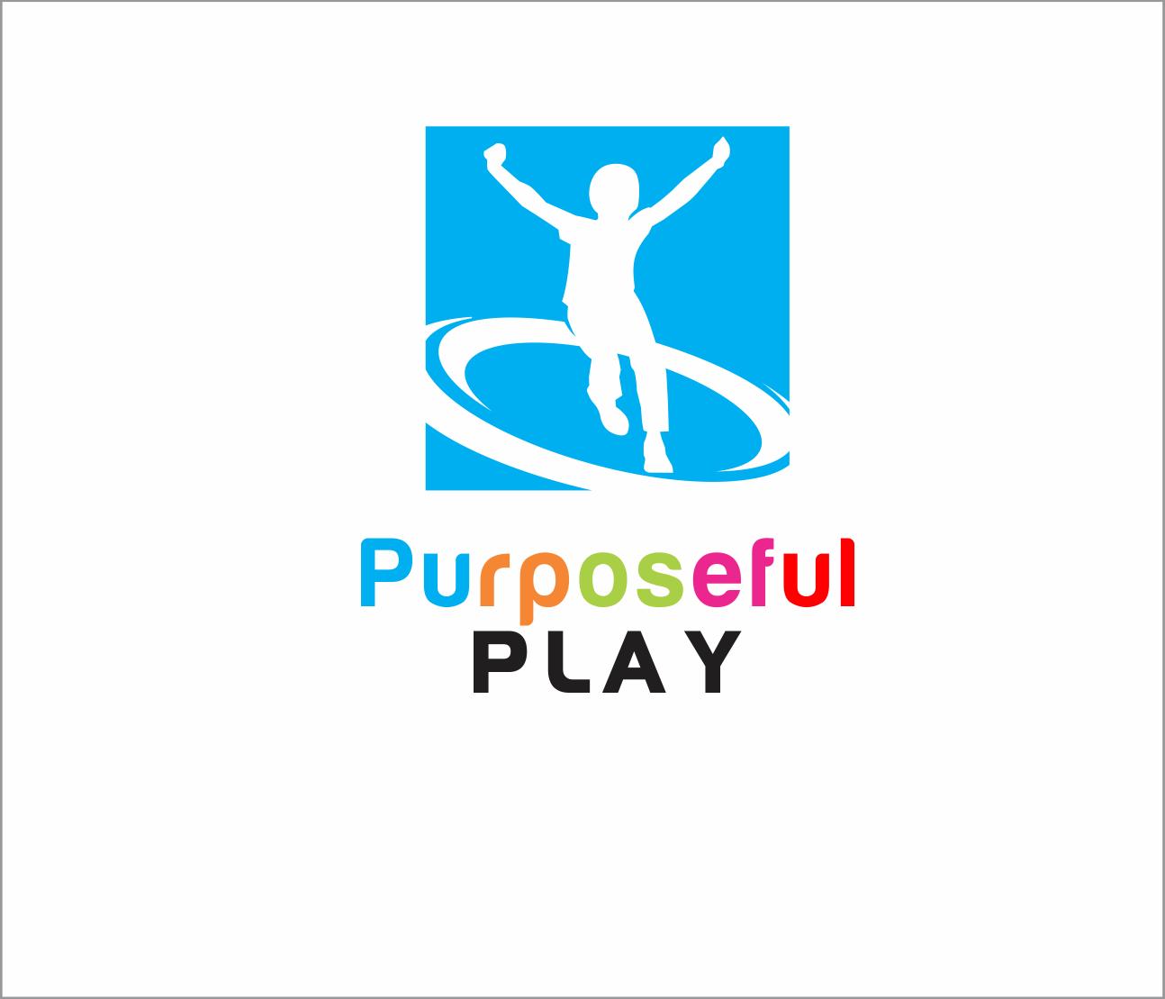 Logo Design by Armada Jamaluddin - Entry No. 27 in the Logo Design Contest Purposeful PLAY Logo Design.