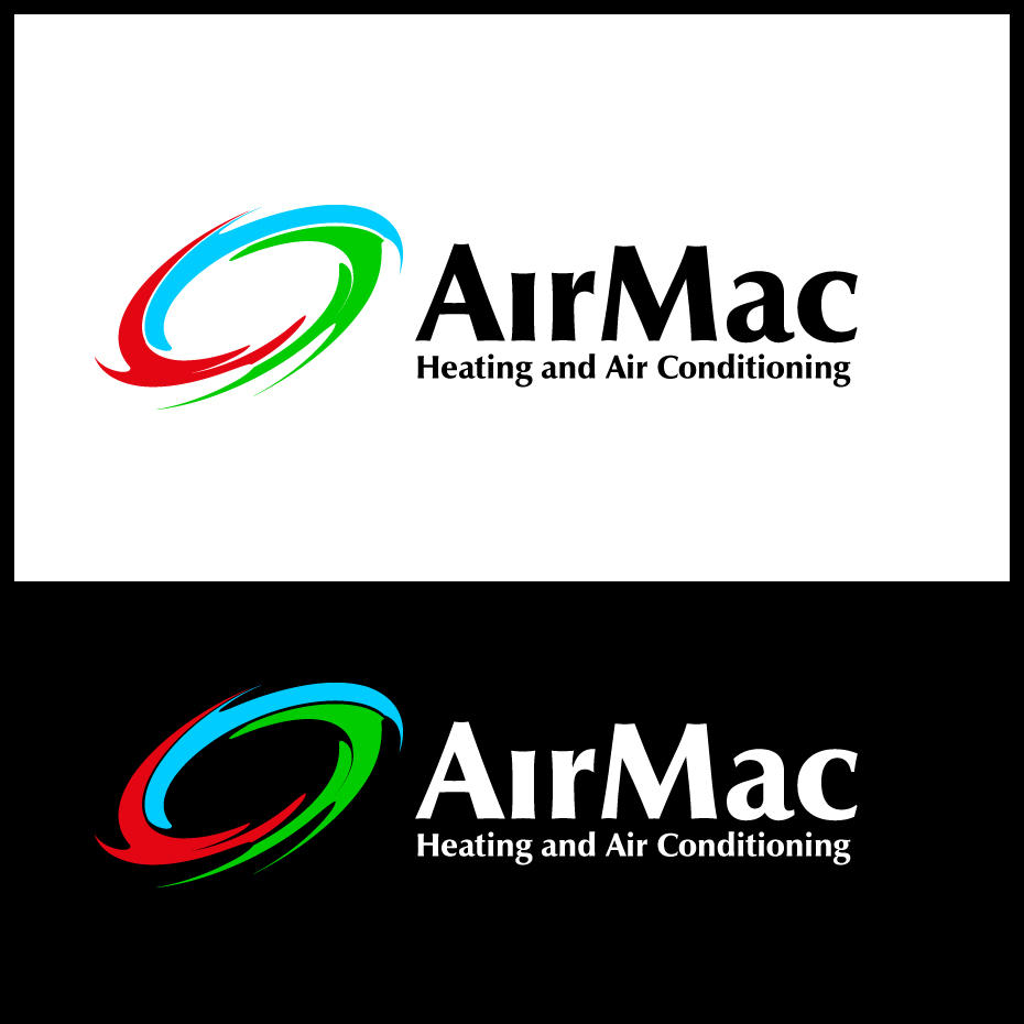 Logo Design by pixdesign - Entry No. 48 in the Logo Design Contest Unique Logo Design Wanted for Air Mac.