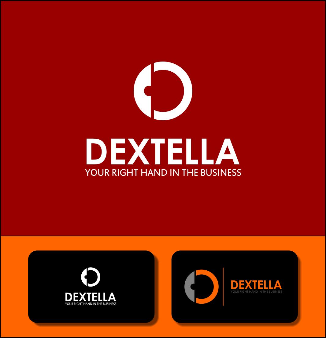 Logo Design by Agus Martoyo - Entry No. 39 in the Logo Design Contest Unique Logo Design Wanted for Dextella s.r.o..