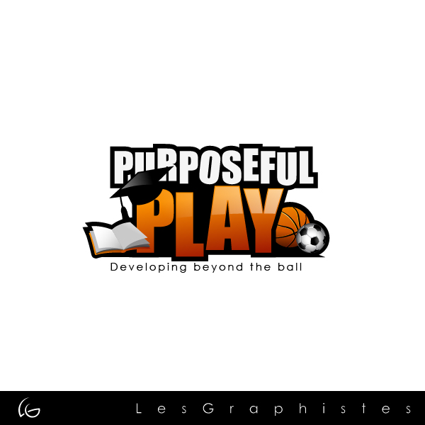 Logo Design by Les-Graphistes - Entry No. 40 in the Logo Design Contest Purposeful PLAY Logo Design.
