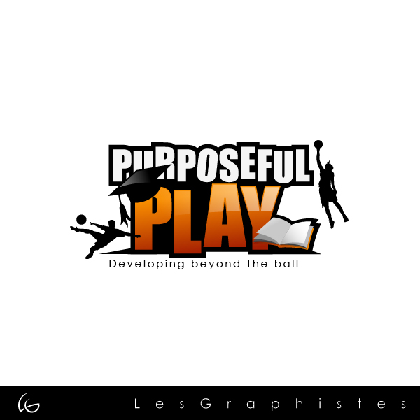 Logo Design by Les-Graphistes - Entry No. 41 in the Logo Design Contest Purposeful PLAY Logo Design.