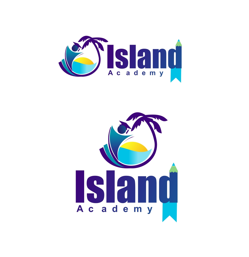 Logo Design by Private User - Entry No. 36 in the Logo Design Contest New Logo Design for Island Academy.