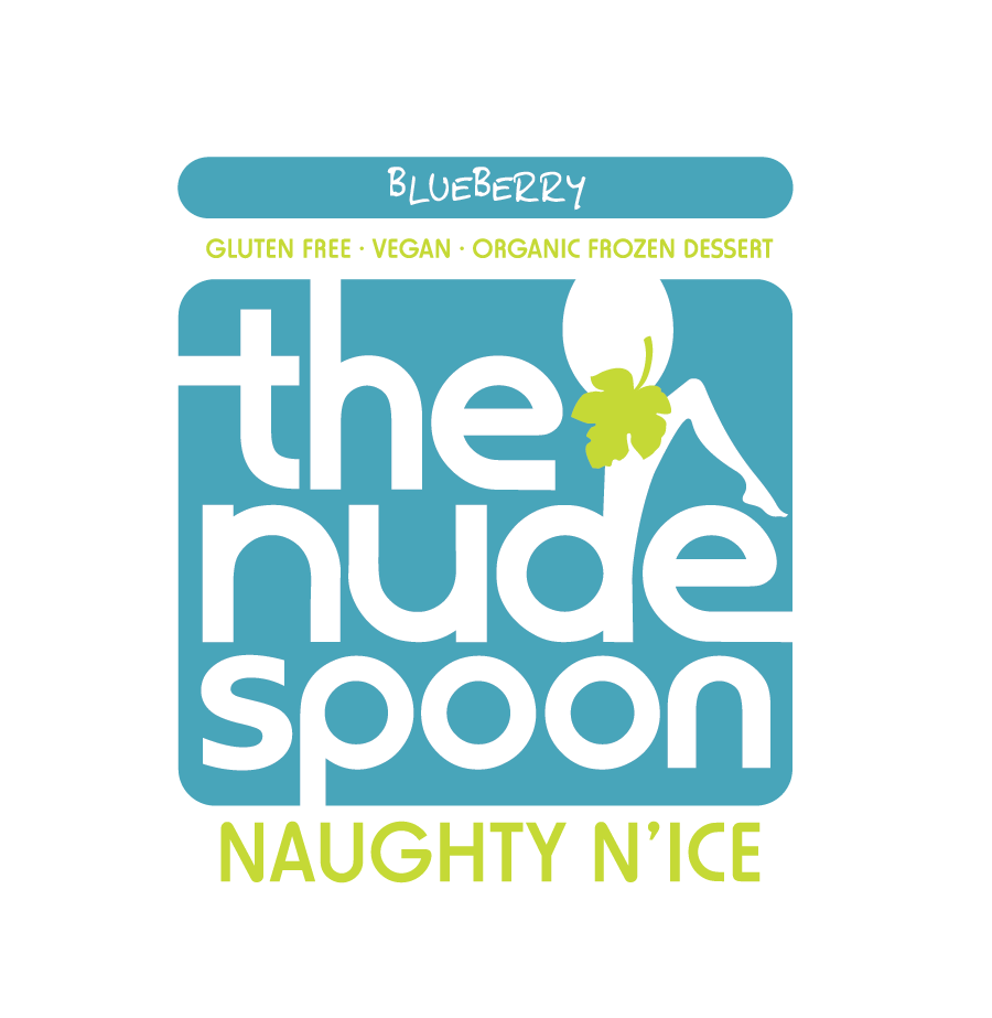 Logo Design by Christina Evans - Entry No. 33 in the Logo Design Contest Captivating Logo Design for The Nude Spoon.