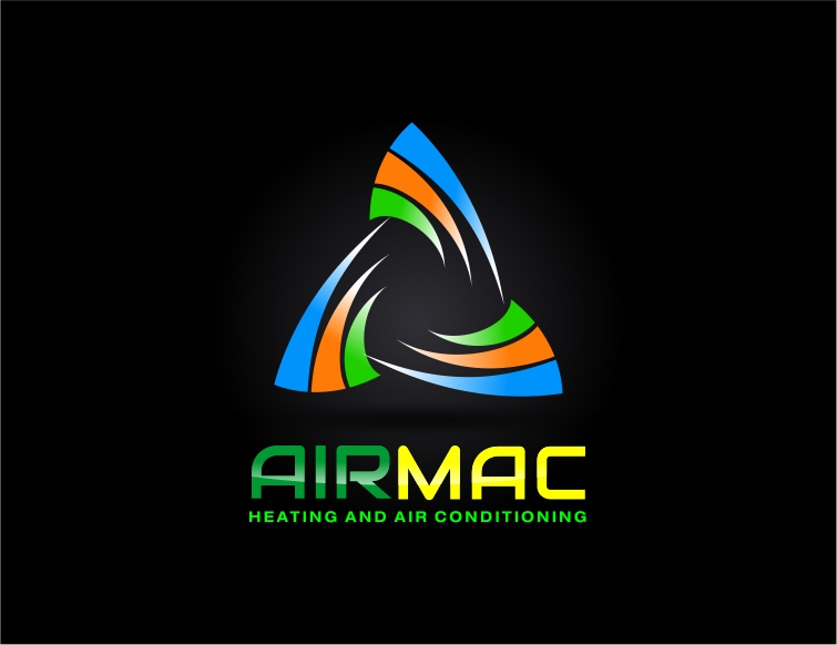 Logo Design by Private User - Entry No. 58 in the Logo Design Contest Unique Logo Design Wanted for Air Mac.
