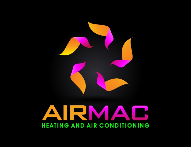 Logo Design by Private User - Entry No. 63 in the Logo Design Contest Unique Logo Design Wanted for Air Mac.