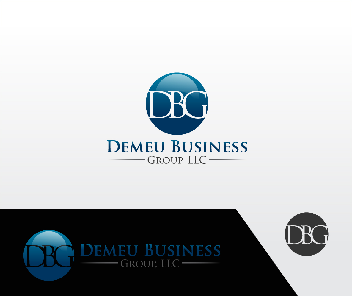 Logo Design by zoiDesign - Entry No. 167 in the Logo Design Contest Captivating Logo Design for DEMEU Business Group.