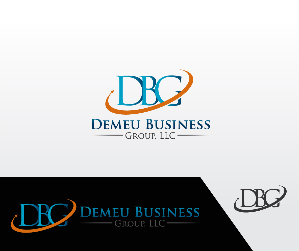Logo Design by zoiDesign - Entry No. 168 in the Logo Design Contest Captivating Logo Design for DEMEU Business Group.