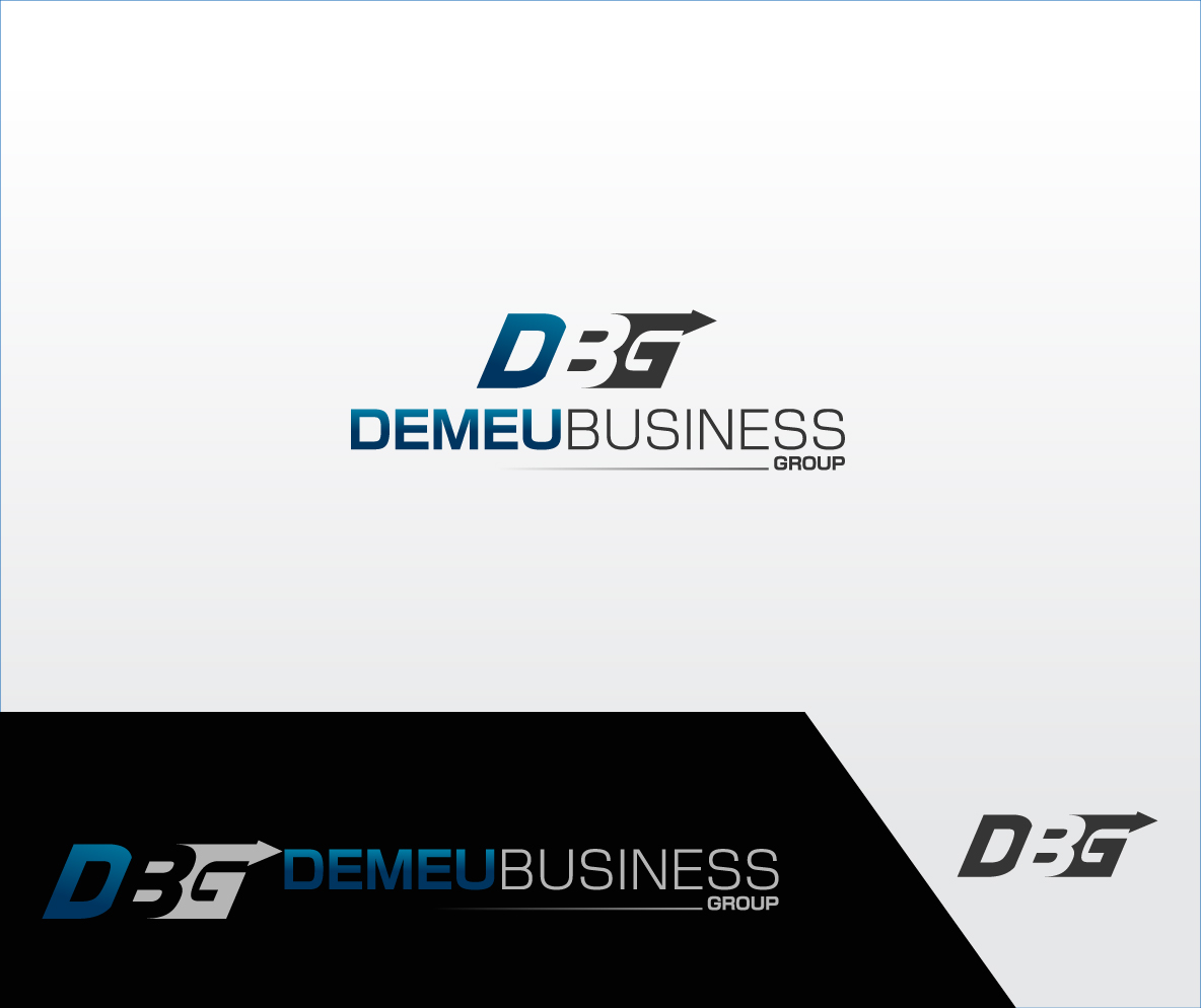 Logo Design by zoiDesign - Entry No. 169 in the Logo Design Contest Captivating Logo Design for DEMEU Business Group.