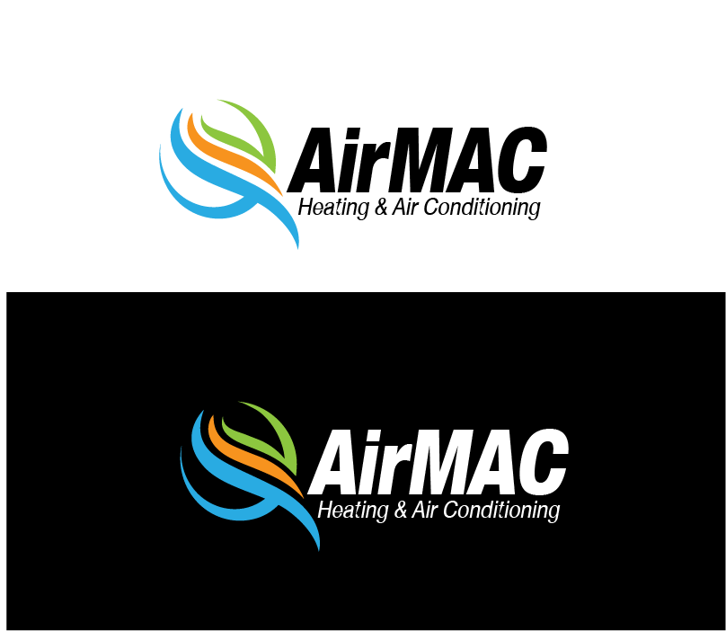 Logo Design by Private User - Entry No. 66 in the Logo Design Contest Unique Logo Design Wanted for Air Mac.