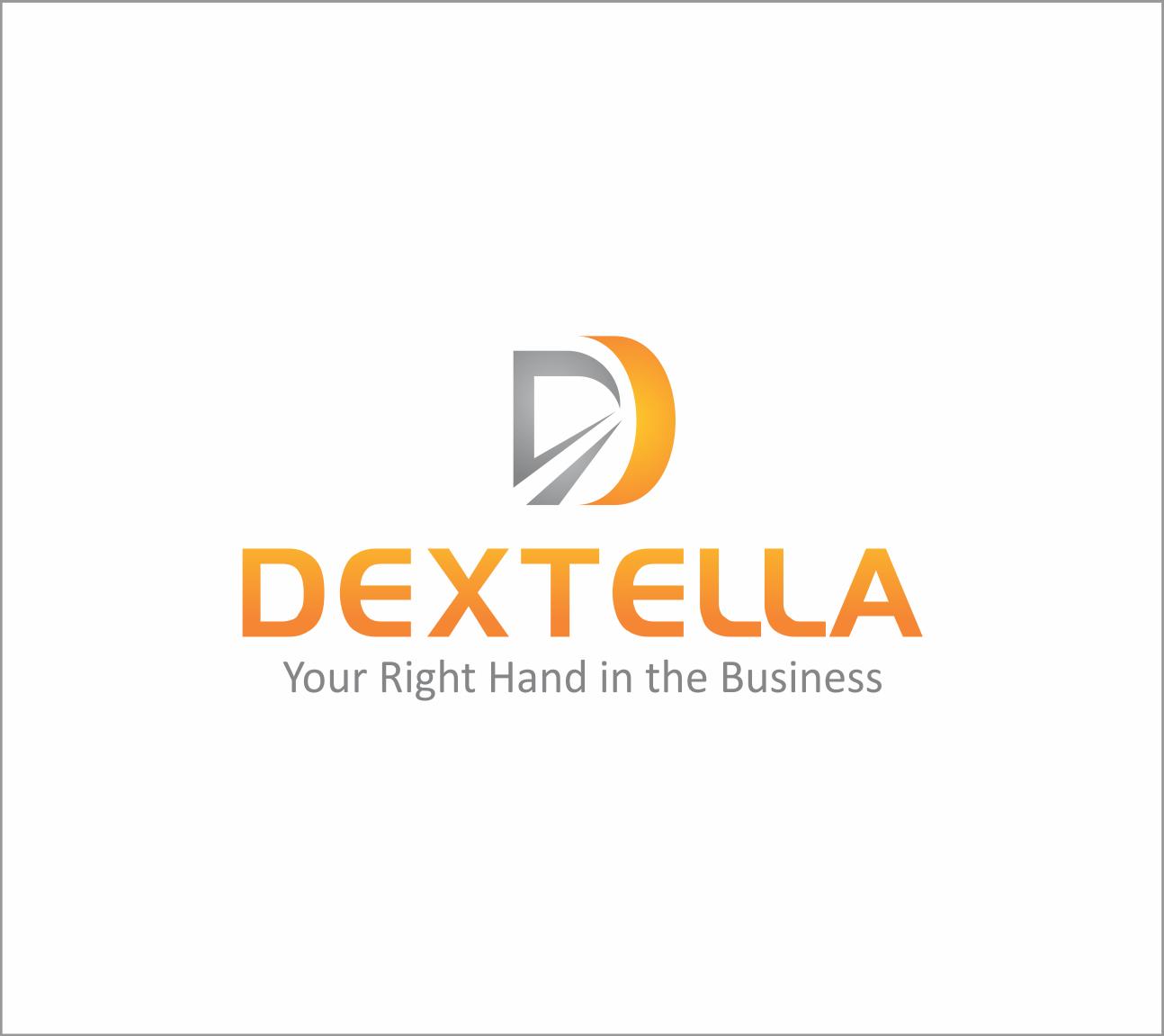 Logo Design by Armada Jamaluddin - Entry No. 43 in the Logo Design Contest Unique Logo Design Wanted for Dextella s.r.o..