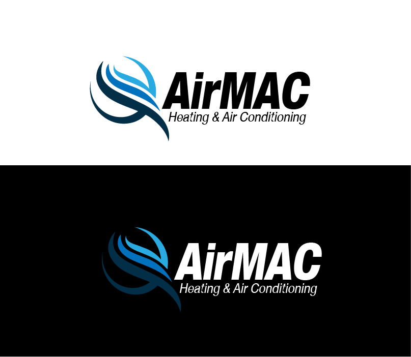 Logo Design by Private User - Entry No. 67 in the Logo Design Contest Unique Logo Design Wanted for Air Mac.