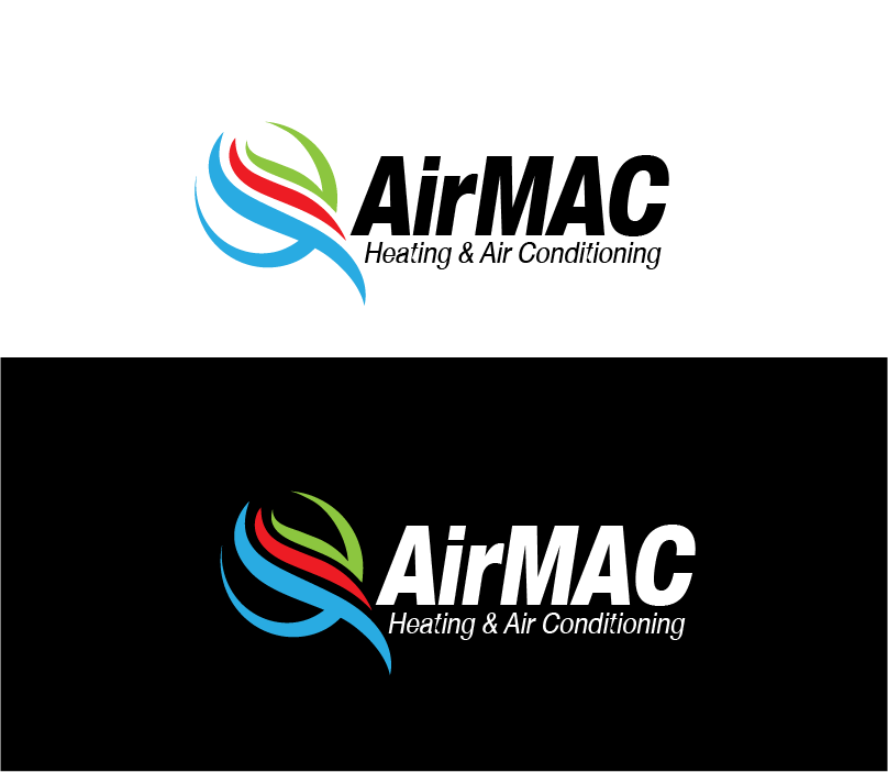Logo Design by Private User - Entry No. 68 in the Logo Design Contest Unique Logo Design Wanted for Air Mac.