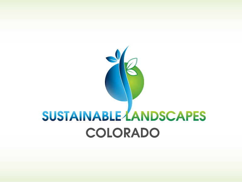Logo Design by Private User - Entry No. 25 in the Logo Design Contest Imaginative Logo Design for Sustainable Landscapes - Colorado.