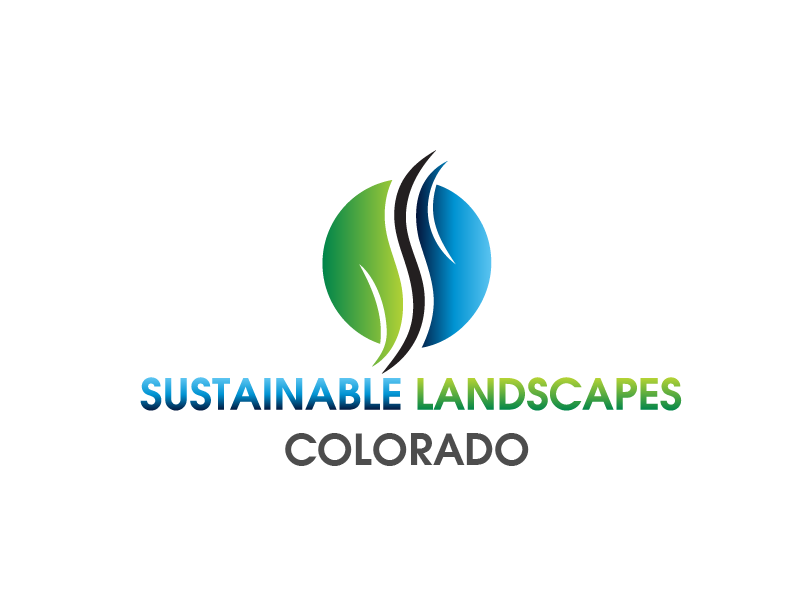 Logo Design by Private User - Entry No. 26 in the Logo Design Contest Imaginative Logo Design for Sustainable Landscapes - Colorado.