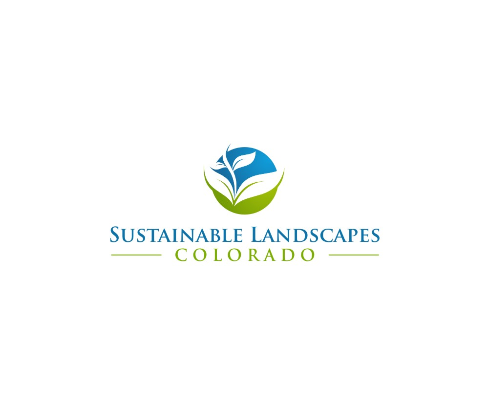 Logo Design by untung - Entry No. 28 in the Logo Design Contest Imaginative Logo Design for Sustainable Landscapes - Colorado.