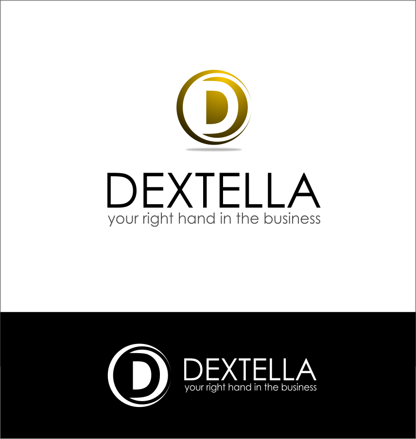 Logo Design by Agus Martoyo - Entry No. 46 in the Logo Design Contest Unique Logo Design Wanted for Dextella s.r.o..