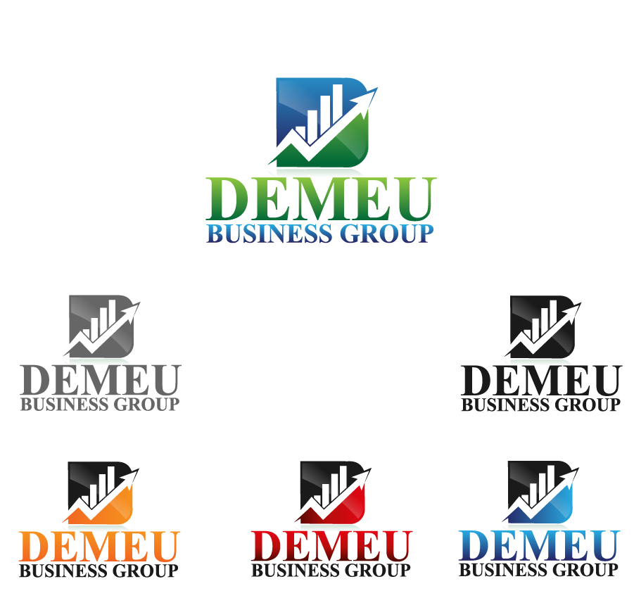 Logo Design by Private User - Entry No. 179 in the Logo Design Contest Captivating Logo Design for DEMEU Business Group.