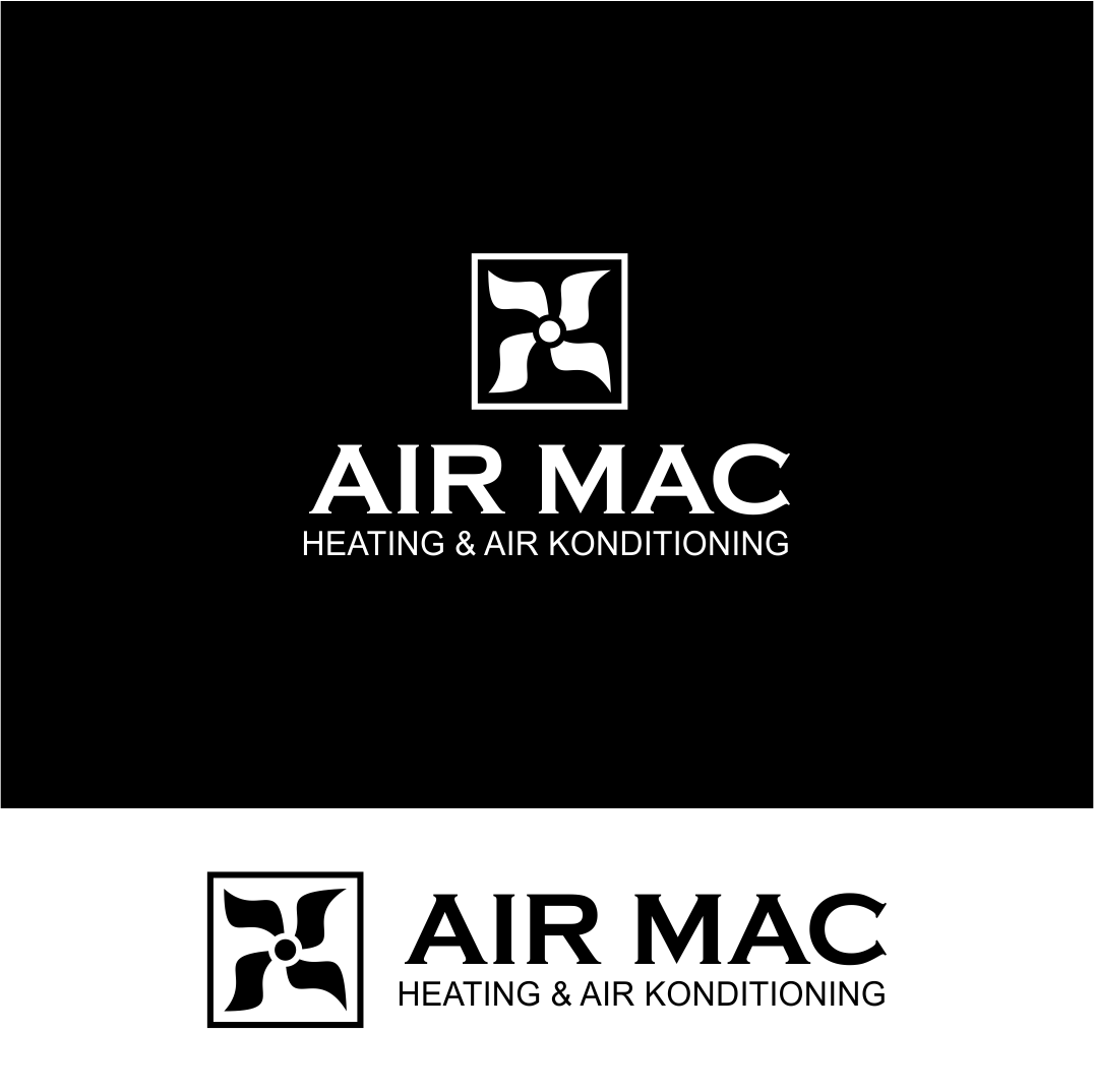 Logo Design by Agus Martoyo - Entry No. 69 in the Logo Design Contest Unique Logo Design Wanted for Air Mac.