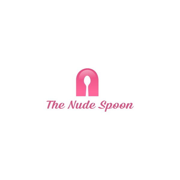 Logo Design by Rudy - Entry No. 38 in the Logo Design Contest Captivating Logo Design for The Nude Spoon.