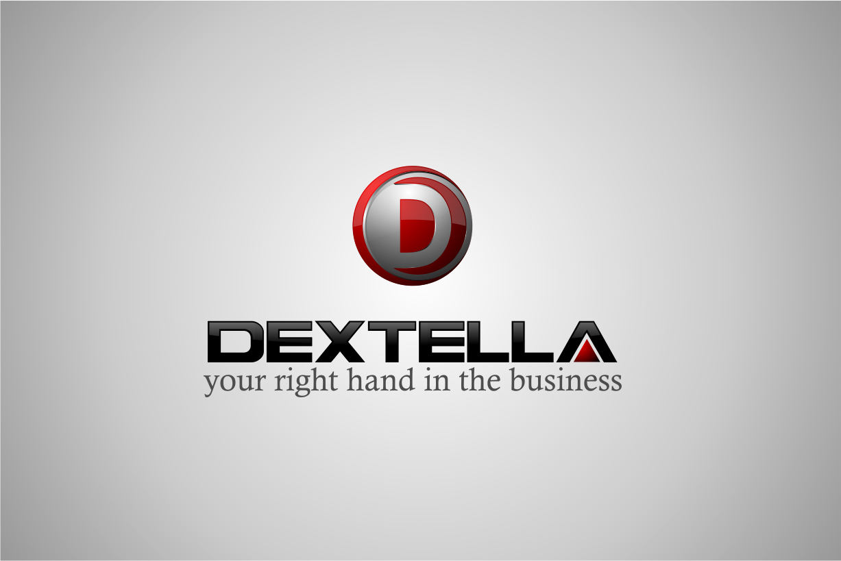 Logo Design by Agus Martoyo - Entry No. 51 in the Logo Design Contest Unique Logo Design Wanted for Dextella s.r.o..