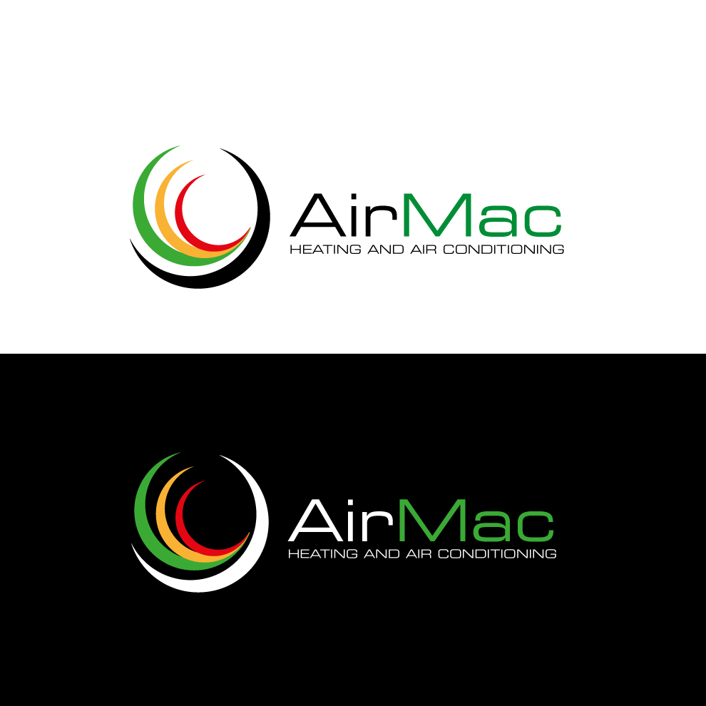 Logo Design by pixdesign - Entry No. 75 in the Logo Design Contest Unique Logo Design Wanted for Air Mac.