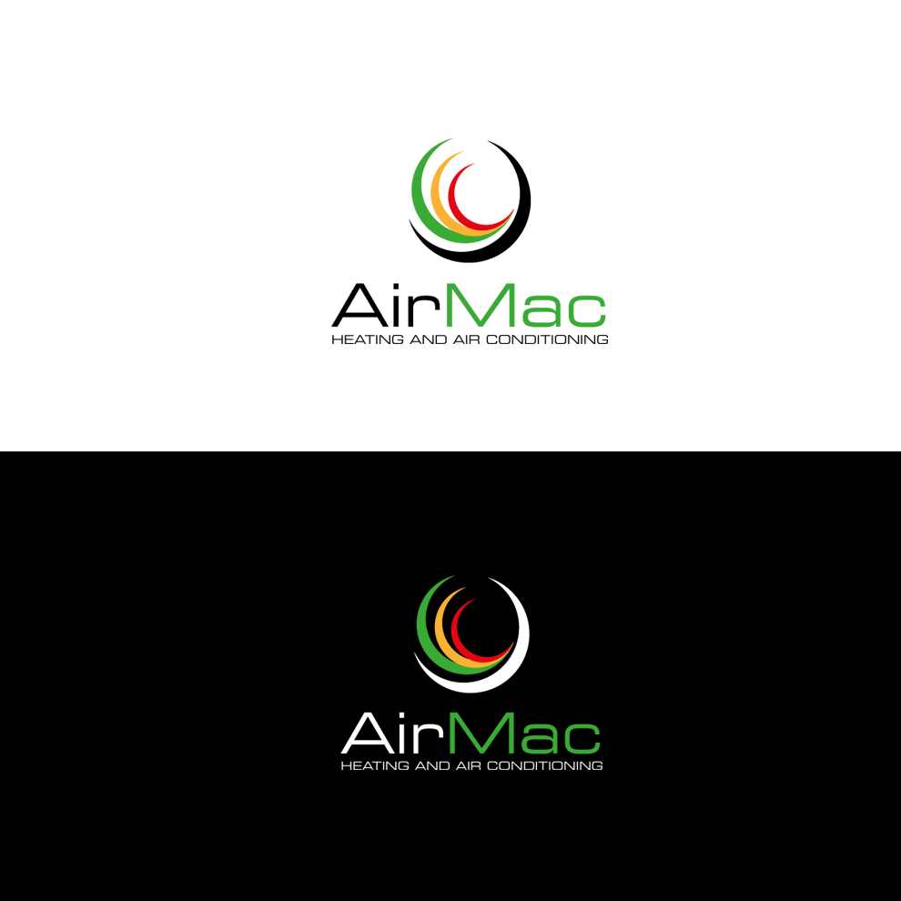 Logo Design by pixdesign - Entry No. 76 in the Logo Design Contest Unique Logo Design Wanted for Air Mac.