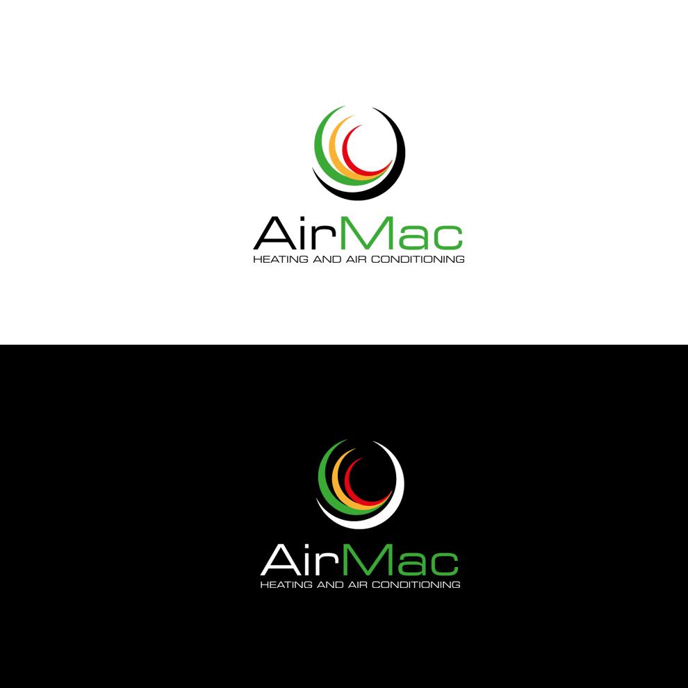 Logo Design by pixdesign - Entry No. 76 in the Logo Design Contest Unique Logo Design Wanted for Air Mac.