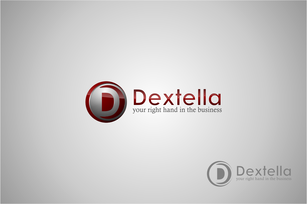 Logo Design by Agus Martoyo - Entry No. 52 in the Logo Design Contest Unique Logo Design Wanted for Dextella s.r.o..