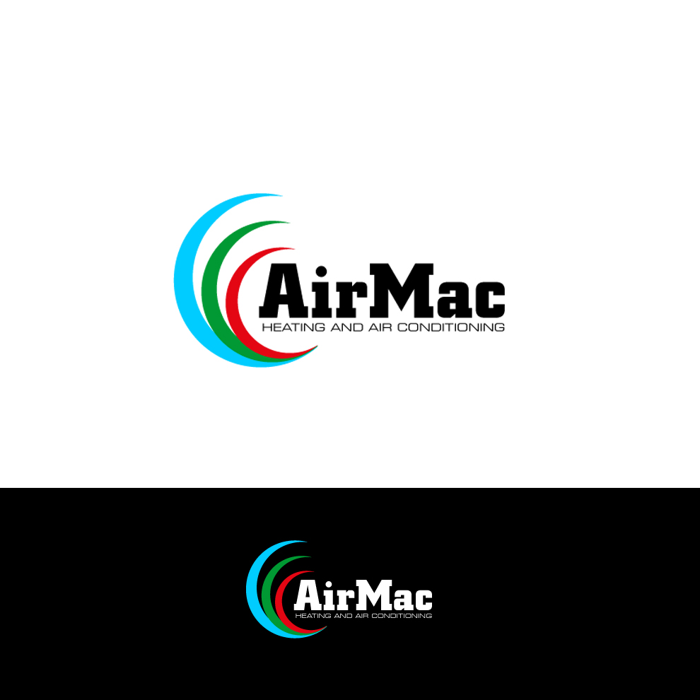 Logo Design by pixdesign - Entry No. 78 in the Logo Design Contest Unique Logo Design Wanted for Air Mac.