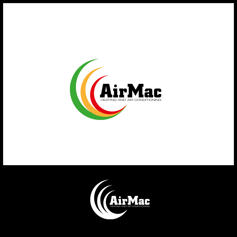 Logo Design by pixdesign - Entry No. 79 in the Logo Design Contest Unique Logo Design Wanted for Air Mac.