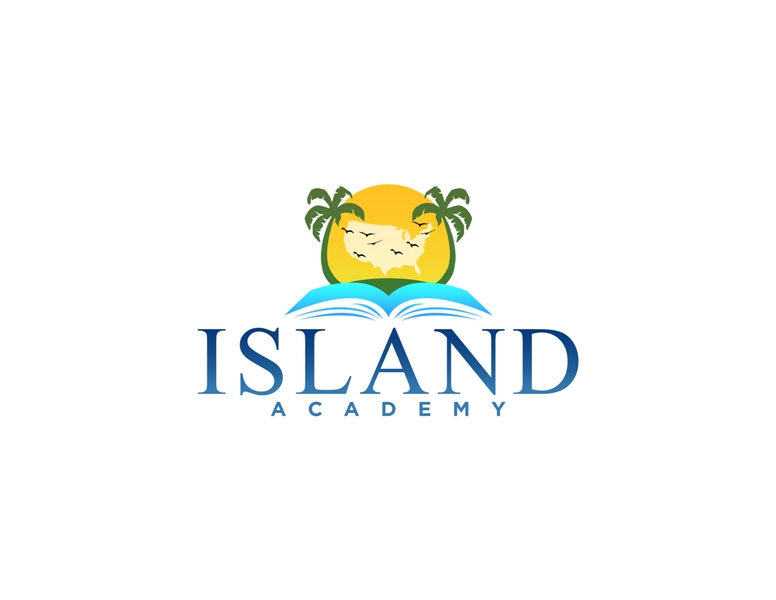 Logo Design by Juan_Kata - Entry No. 49 in the Logo Design Contest New Logo Design for Island Academy.
