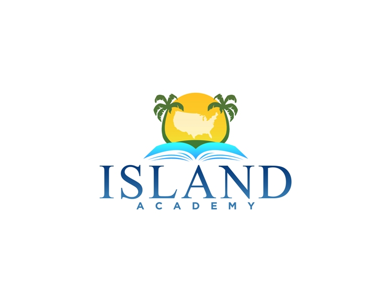 Logo Design by Juan_Kata - Entry No. 50 in the Logo Design Contest New Logo Design for Island Academy.