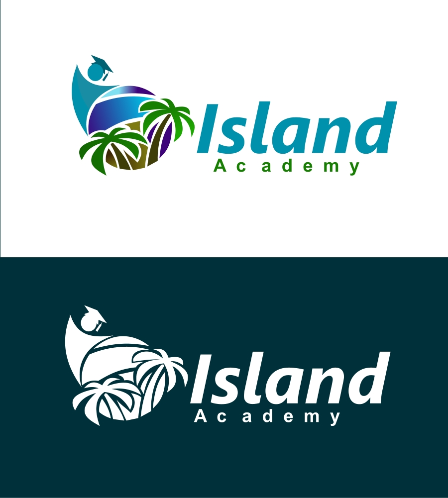 Logo Design by Private User - Entry No. 52 in the Logo Design Contest New Logo Design for Island Academy.