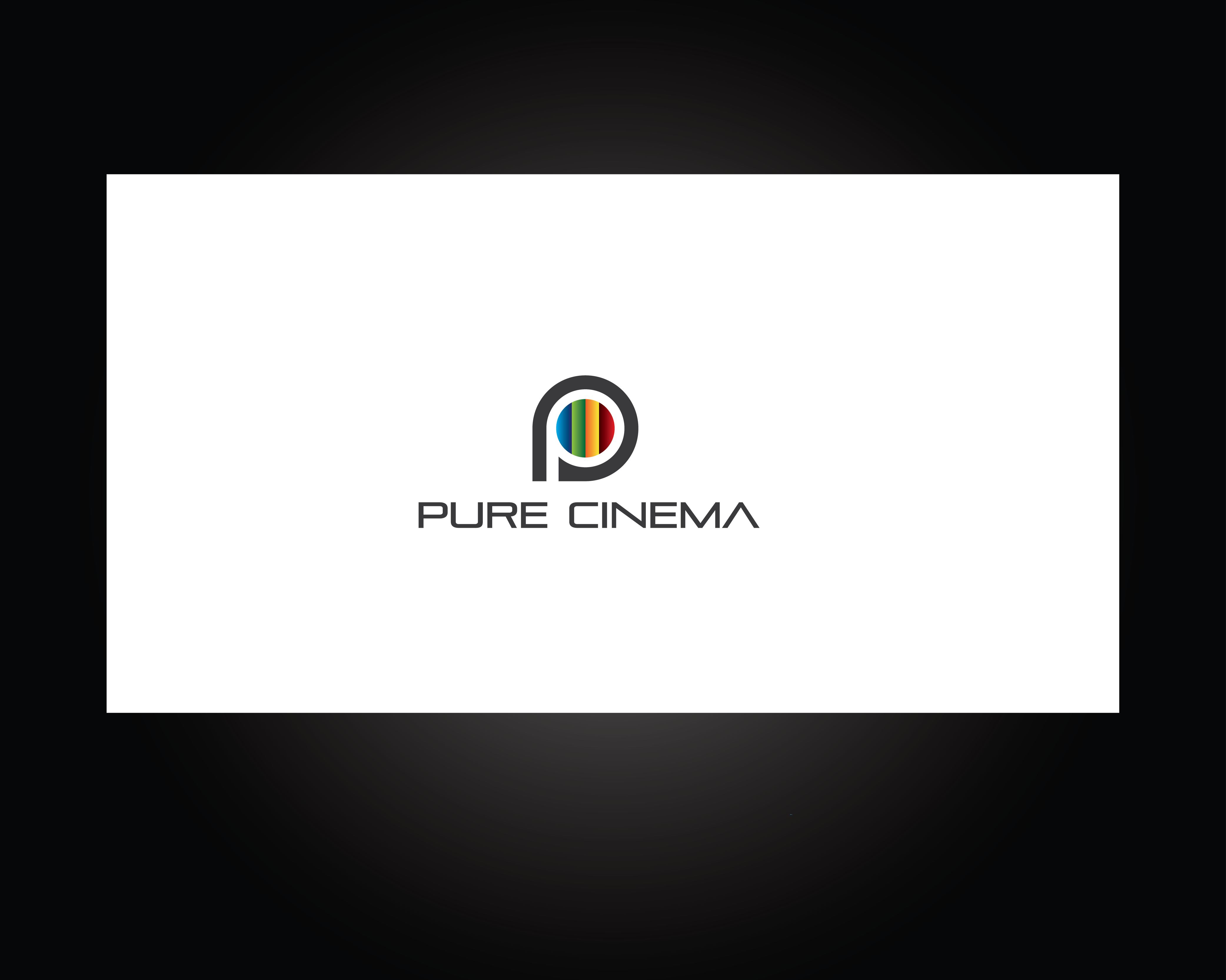 Logo Design by roc - Entry No. 11 in the Logo Design Contest Imaginative Logo Design for Pure Cinema.
