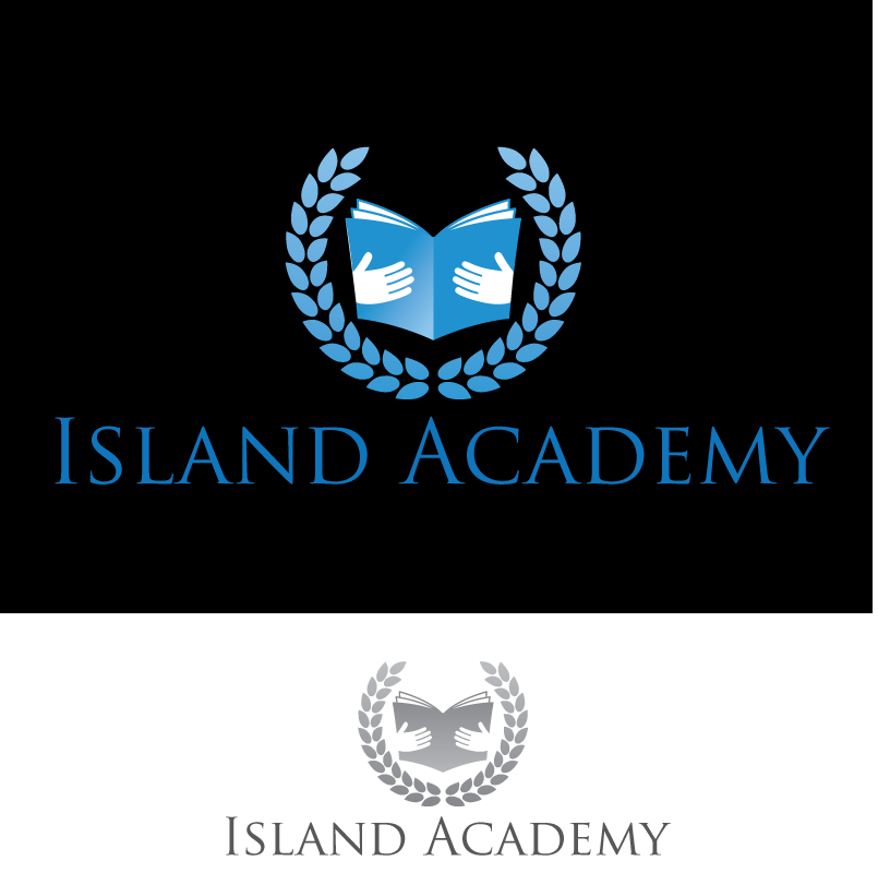 Logo Design by Ashesh Gaurav - Entry No. 54 in the Logo Design Contest New Logo Design for Island Academy.