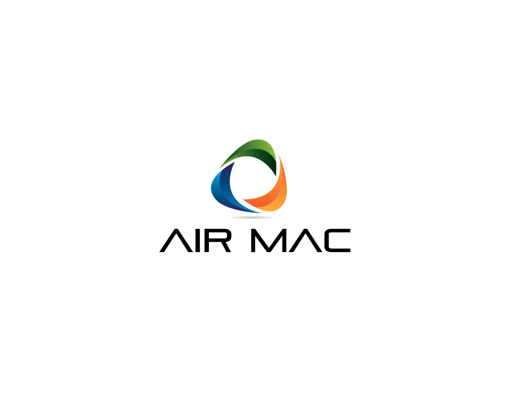 Logo Design by roc - Entry No. 82 in the Logo Design Contest Unique Logo Design Wanted for Air Mac.