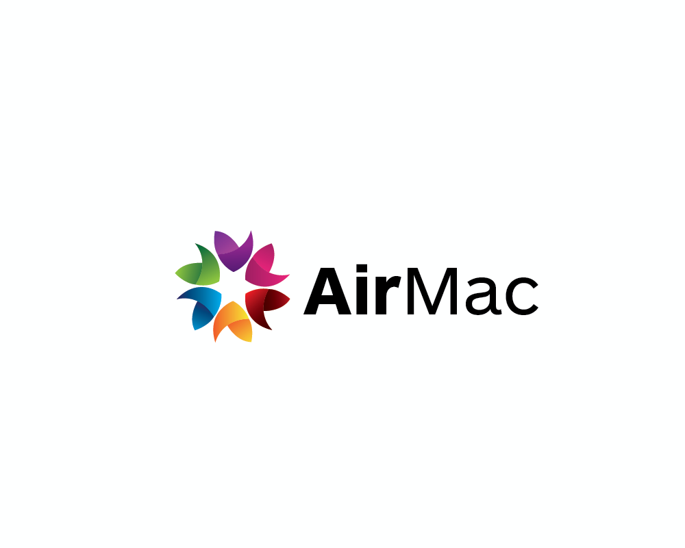 Logo Design by roc - Entry No. 84 in the Logo Design Contest Unique Logo Design Wanted for Air Mac.