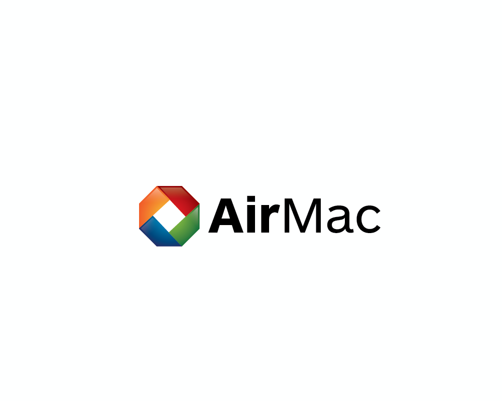Logo Design by roc - Entry No. 85 in the Logo Design Contest Unique Logo Design Wanted for Air Mac.