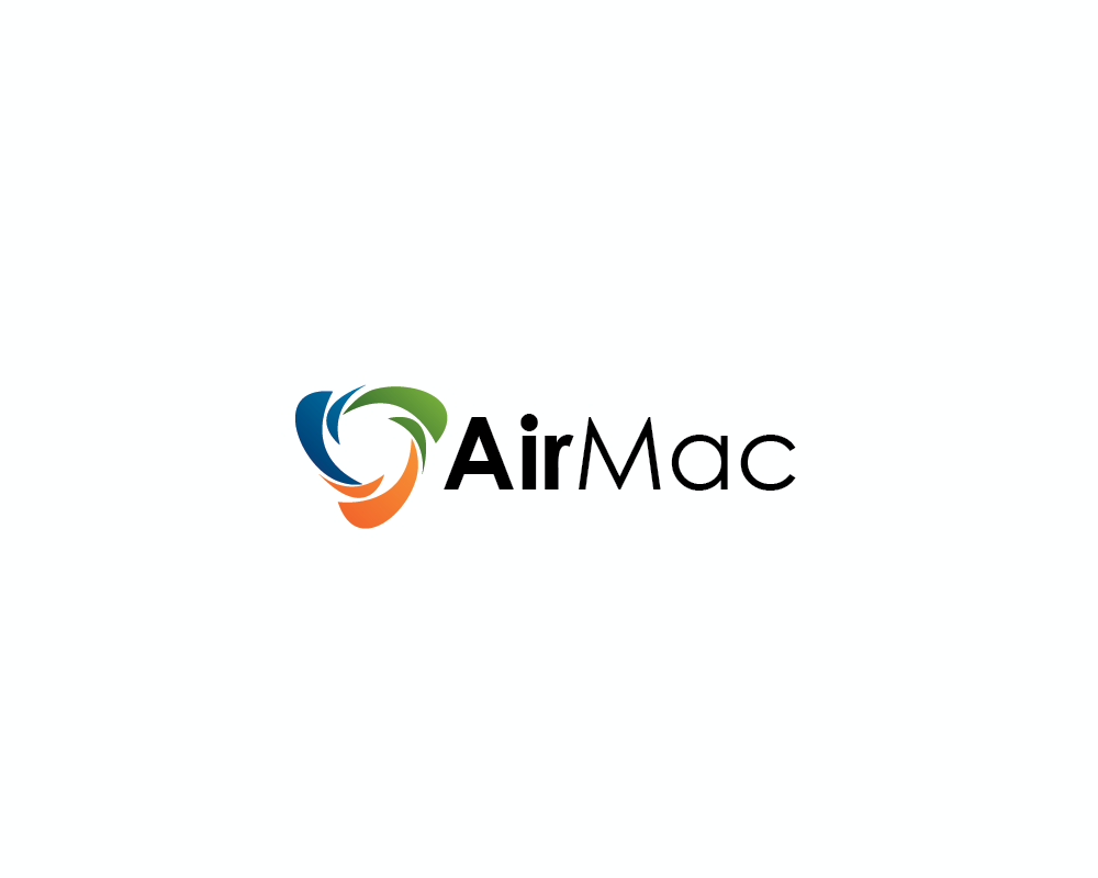 Logo Design by roc - Entry No. 87 in the Logo Design Contest Unique Logo Design Wanted for Air Mac.