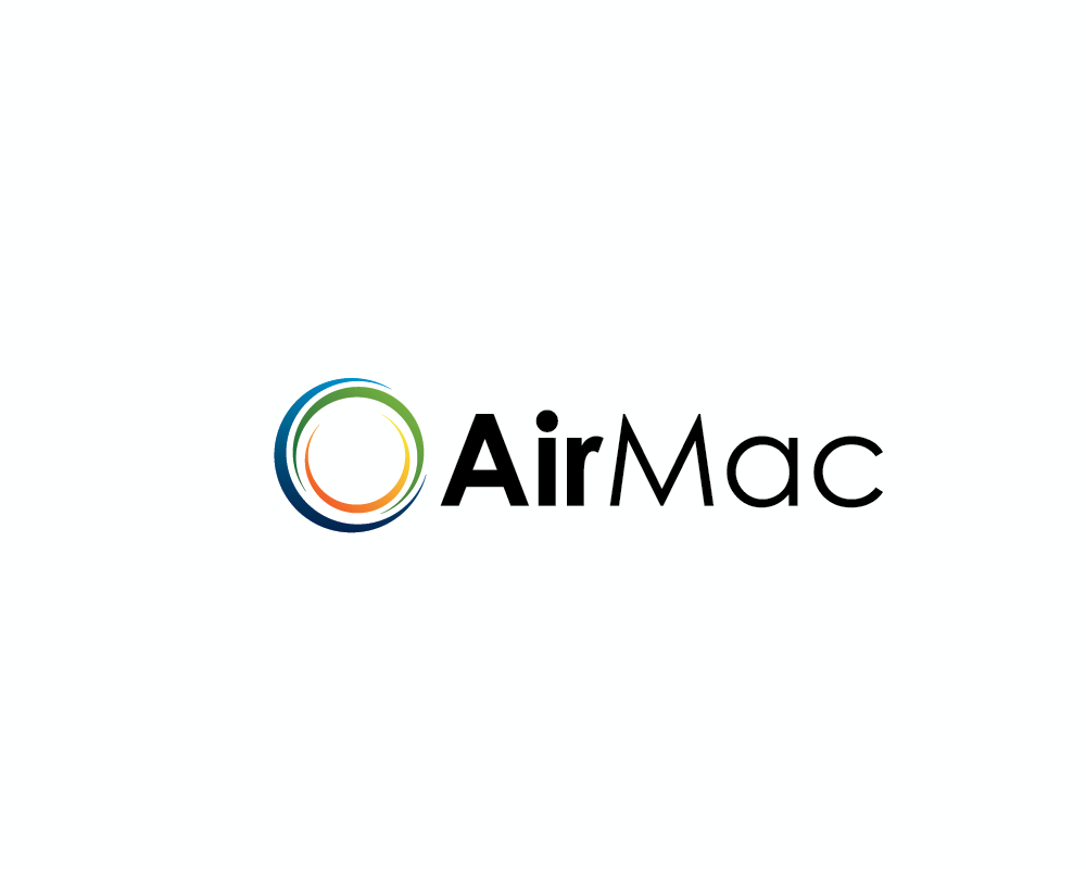 Logo Design by roc - Entry No. 90 in the Logo Design Contest Unique Logo Design Wanted for Air Mac.