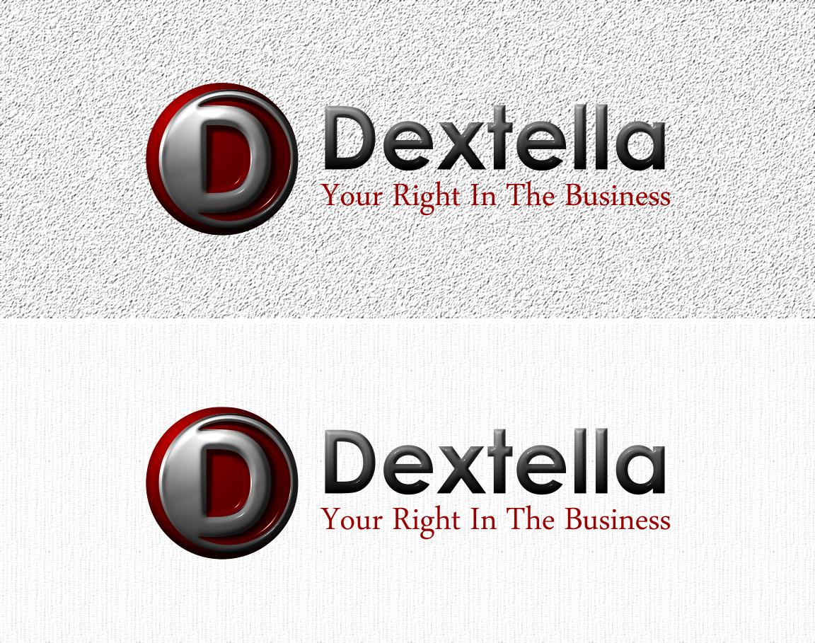 Logo Design by Agus Martoyo - Entry No. 59 in the Logo Design Contest Unique Logo Design Wanted for Dextella s.r.o..