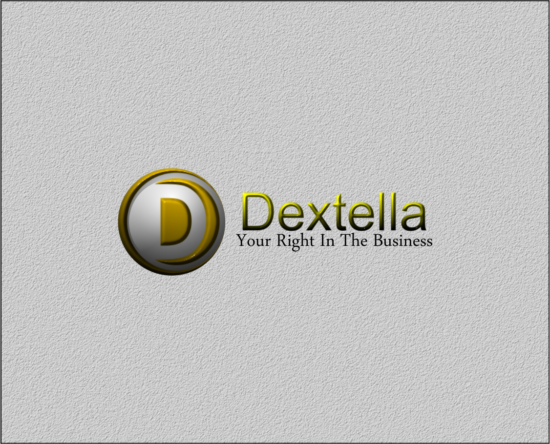 Logo Design by Agus Martoyo - Entry No. 60 in the Logo Design Contest Unique Logo Design Wanted for Dextella s.r.o..