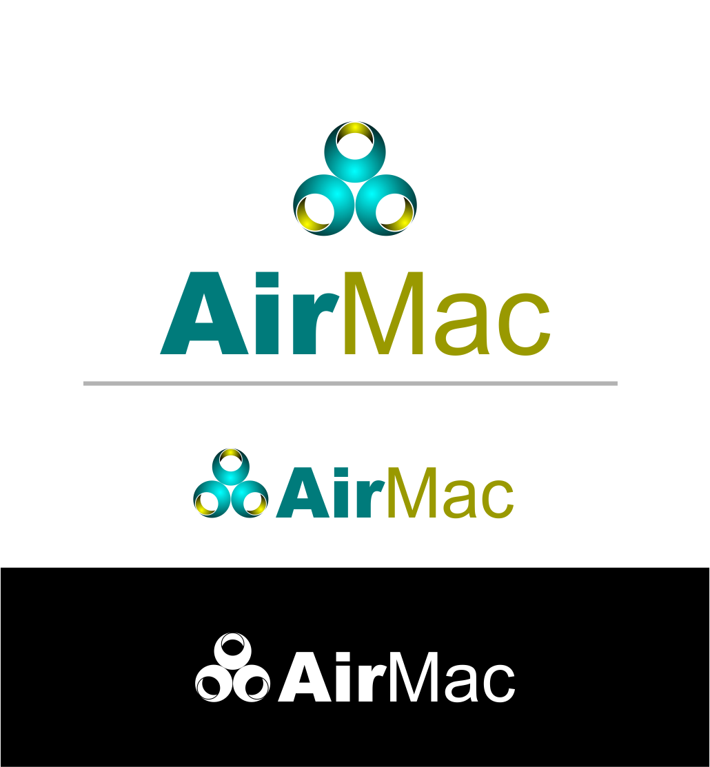 Logo Design by Agus Martoyo - Entry No. 91 in the Logo Design Contest Unique Logo Design Wanted for Air Mac.