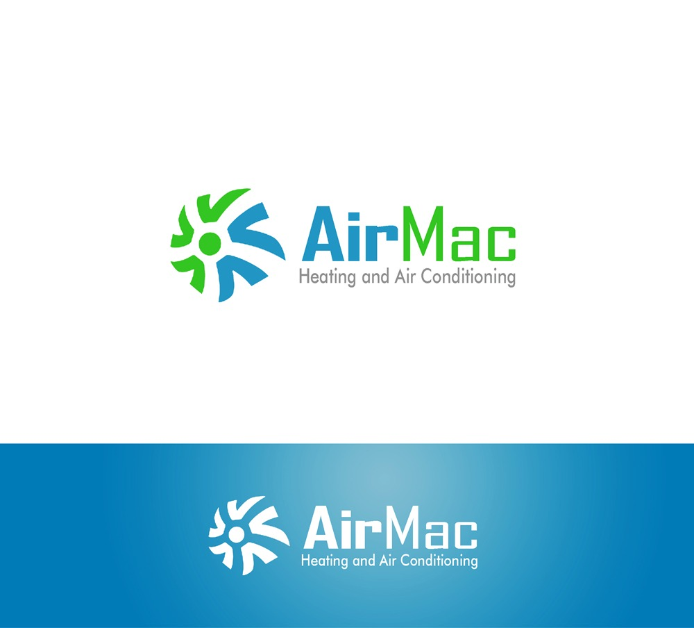 Logo Design by Respati Himawan - Entry No. 94 in the Logo Design Contest Unique Logo Design Wanted for Air Mac.