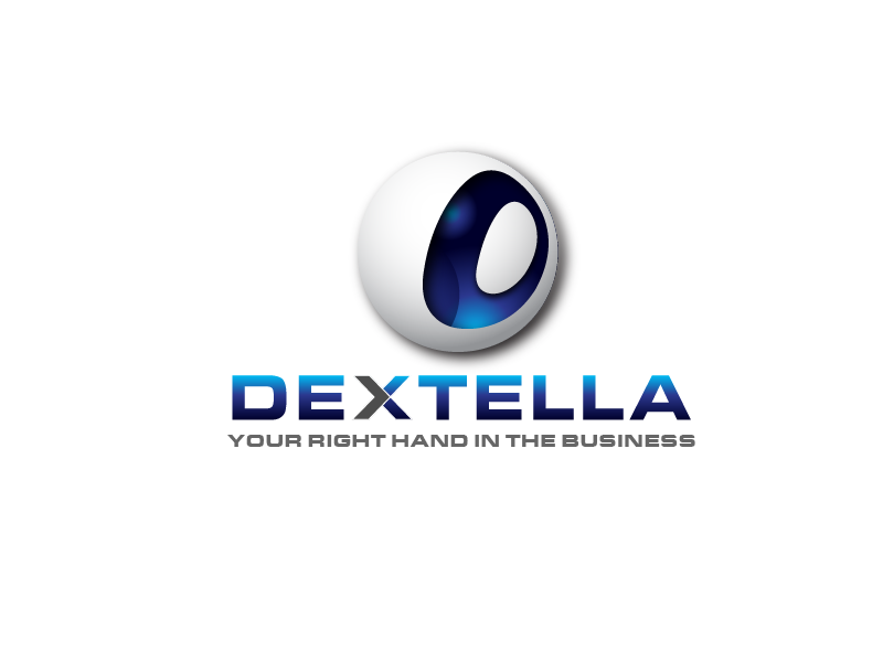 Logo Design by brands_in - Entry No. 61 in the Logo Design Contest Unique Logo Design Wanted for Dextella s.r.o..