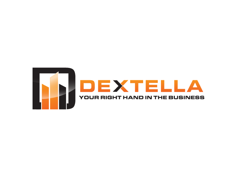 Logo Design by Private User - Entry No. 65 in the Logo Design Contest Unique Logo Design Wanted for Dextella s.r.o..