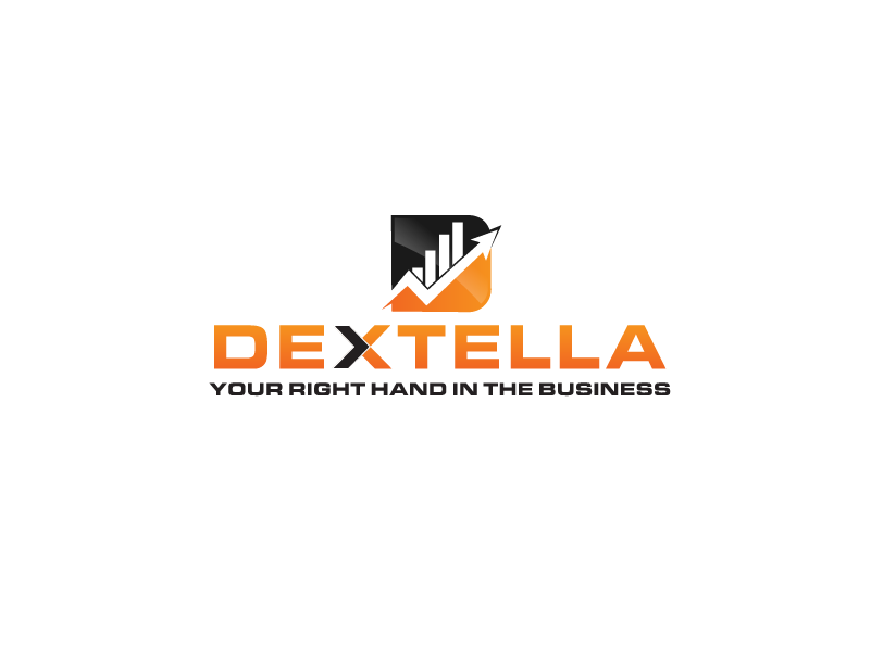 Logo Design by Private User - Entry No. 66 in the Logo Design Contest Unique Logo Design Wanted for Dextella s.r.o..